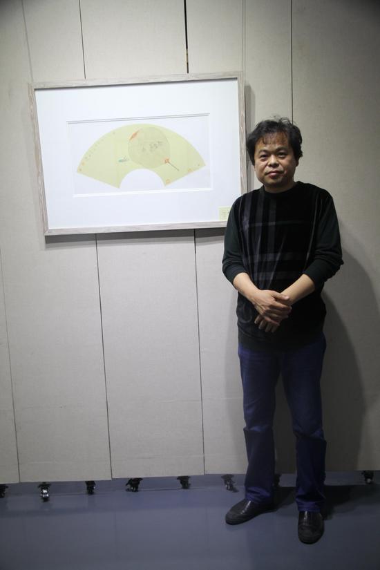 艺术家杨仁魁