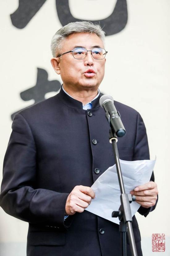 中国书协原党组书记、副主席 赵长青