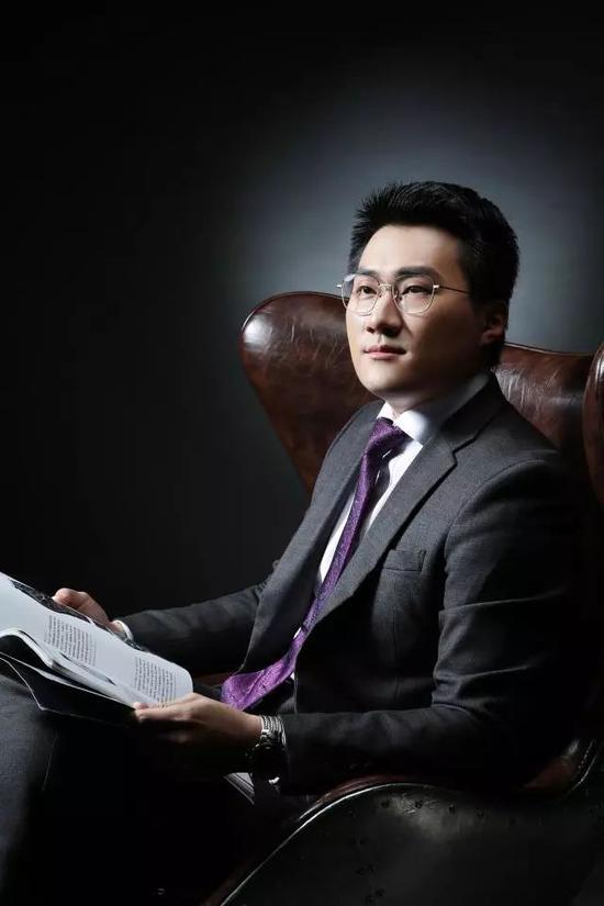 姜建亨(George Chiang) 深圳钜亨股权投资基金有限公司总裁