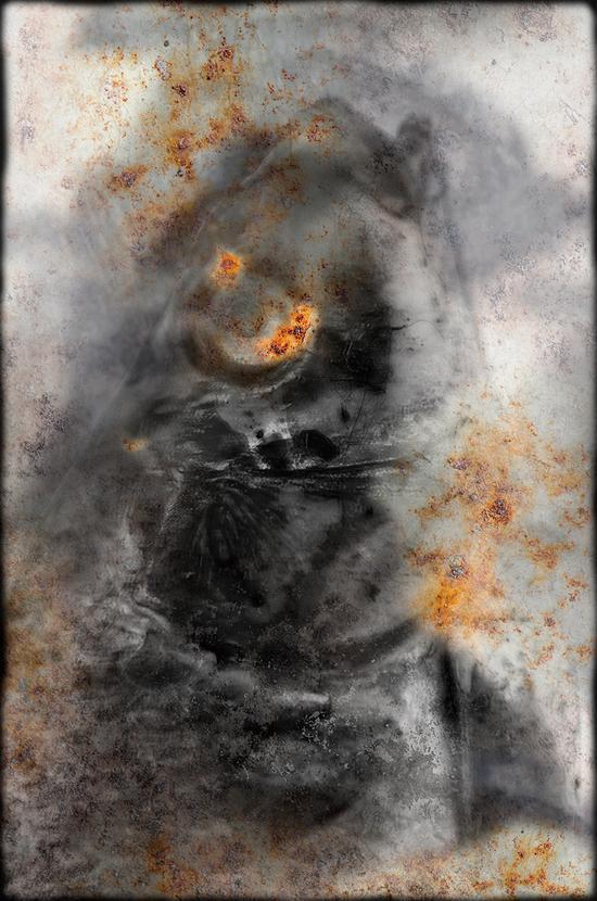 孙可卿 《鱼的记忆》160 x110cm 艺术微喷