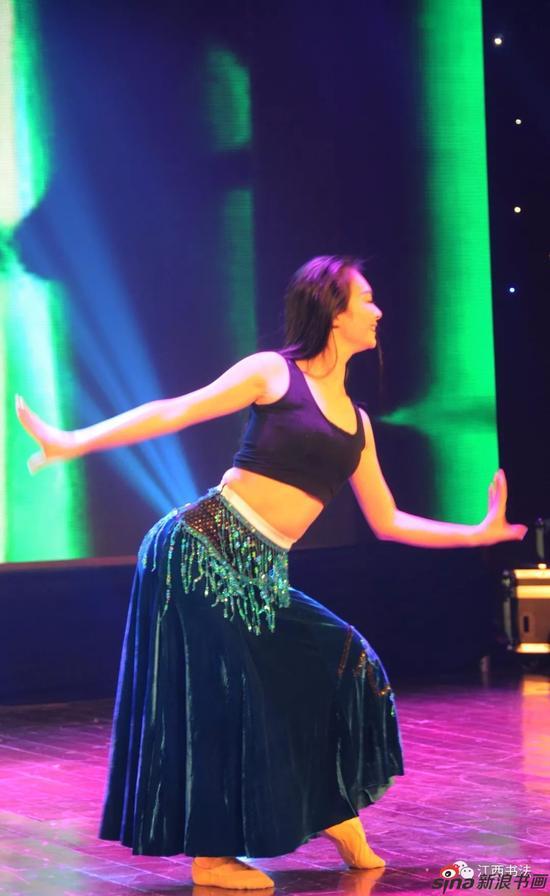 舞蹈 赞哈