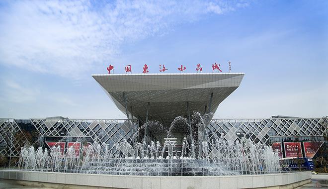新春如何玩转中国东海水晶城