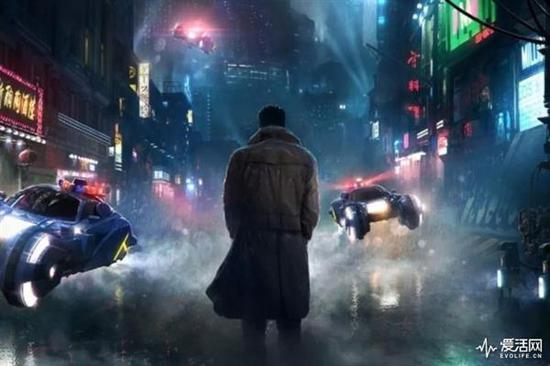 《银翼杀手》宣布动画化 渡边信一郎任创作人