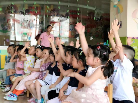 《奇奇怪怪》走进幼儿园,寓教于乐放飞想象力
