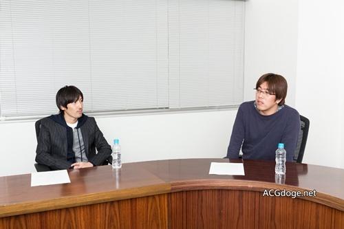 《甲铁城的卡巴内瑞》荒木哲郎与泽野弘之访谈
