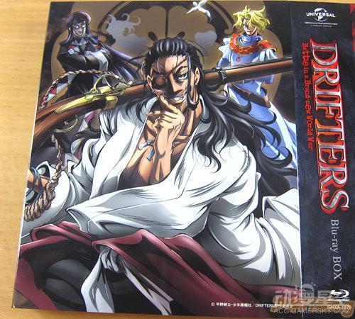 《漂流武士》BDBOX合集发售