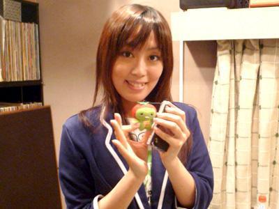 第8位:日笠阳子 90票