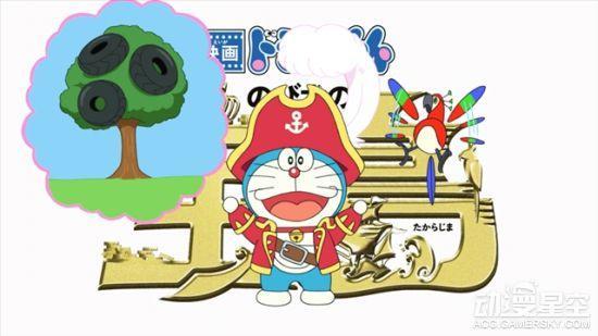 《哆啦A梦》TV动画(10月13日放送)第497话先行图: