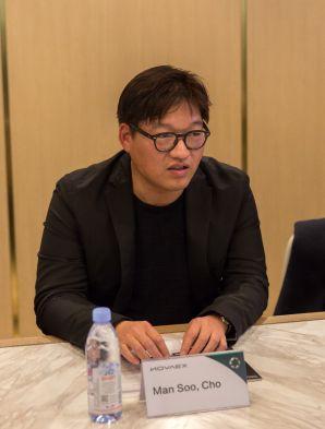 韩国职业电竞协会(KeSPA)秘书长Man Soo,Cho