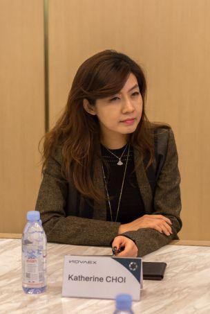 首尔科学综合研究生院(aSSIST)教授 Katherine CHOI