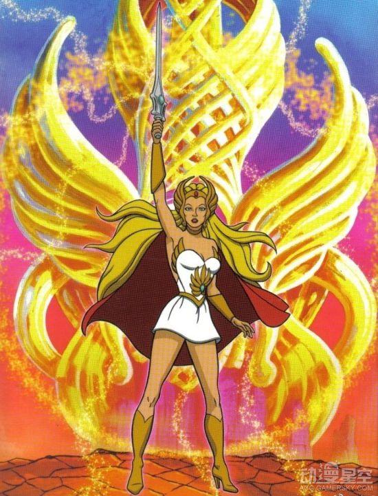 《非凡的公主希瑞》新动画人设公开 公主新造型略惊悚