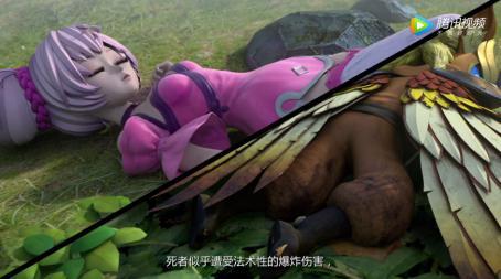 峡谷重案组第2季第9集:小乔为周瑜偿命,大魔王最终目的显现 业内 第7张