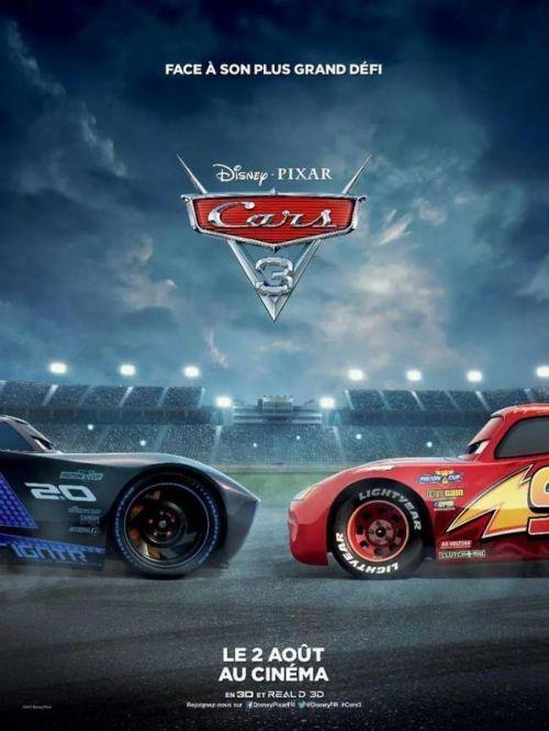 迪士尼《赛车总动员3》