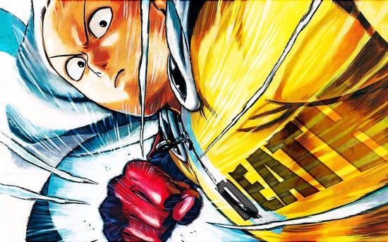 真强!漫画《一拳超人》下期连载将有100页