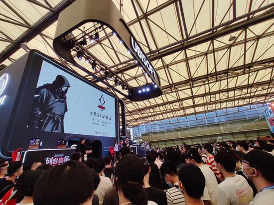 直击2020 ChinaJoy育碧发布会现场 首部中国原创漫画《刺客信条:王朝》正式公布-ANICOGA