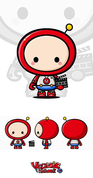 微漫画发布全新Logo 战略升级构筑泛娱体系