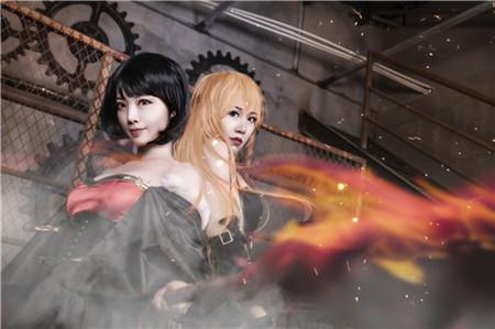 泛娱乐 > 正文     《全职高手》寒烟柔,沐雨橙风   两个实力女玩家