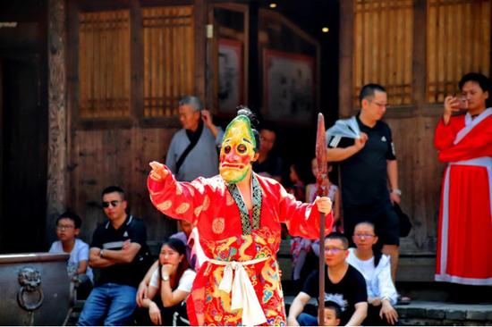 酉阳十一国庆旅游备受游客好评