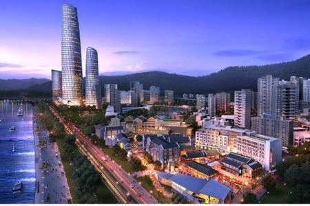 瑞安地产41亿把重庆天地126万平米土地卖给万科