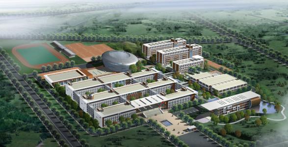 开学在即 重庆一批新建学校即将投入使用