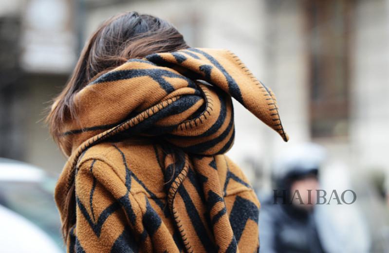 从深秋到寒冬,保暖凹造型都是它!