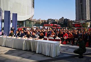 兩江新區消防119宣傳月活動