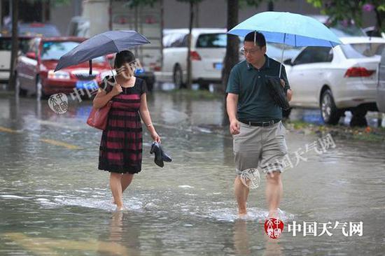 (图片来自中国天气网)