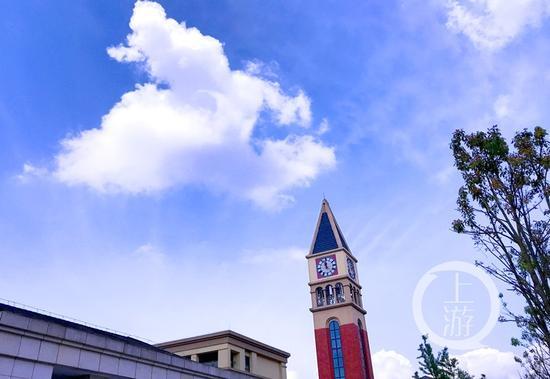 △15日,几天的阴雨过后,主城迎来暖阳。上游新闻·重庆晨报记者 杨新宇 摄