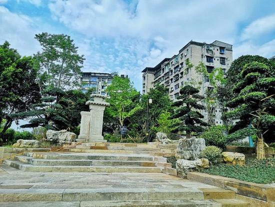 忠州汉阙广场
