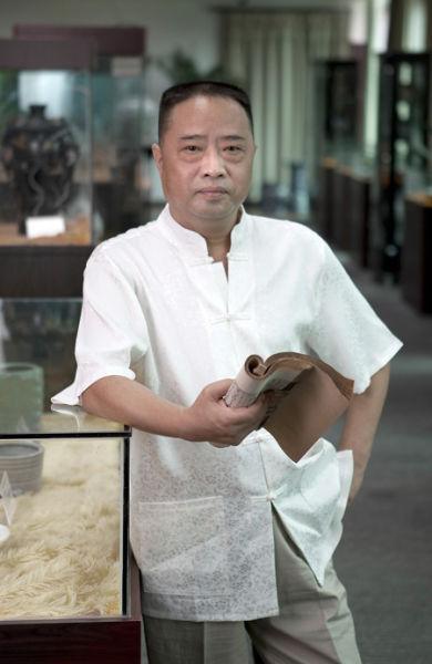 重庆收藏界的王雍刚时代结束。