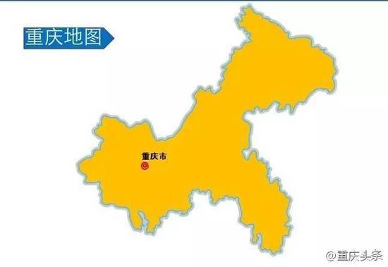 四川地图应该是这样的