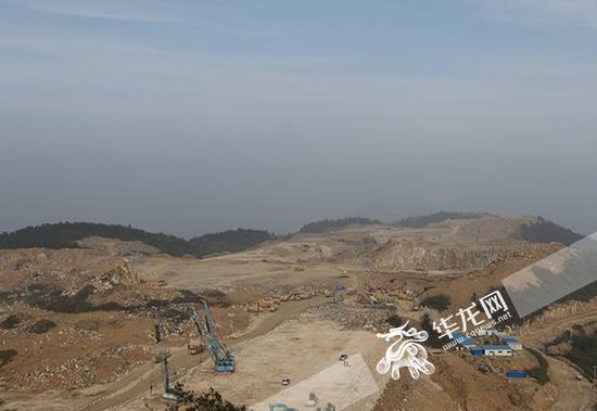 在《中国民用航空发展第十三个五年规划》中,提到了万州机场的扩建