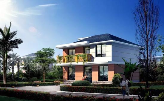 真不是做梦!花15万就在英伦建150平米别墅小风格重庆别墅区独院图片