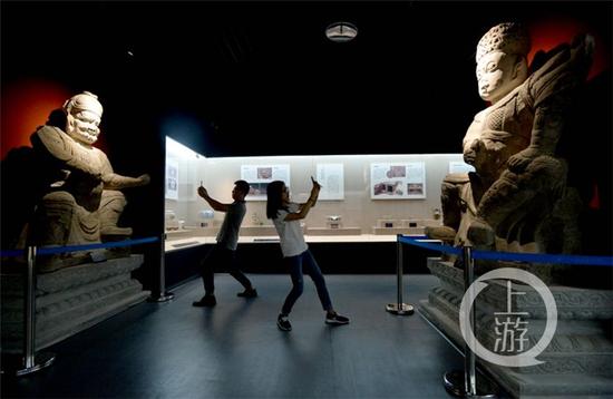 博物馆内景