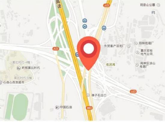 重庆 水淹车地图 出炉 主城这些地方要当心