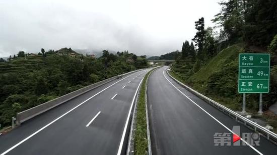 重庆将拥有3000公里高速公路 路网密度达欧洲水平