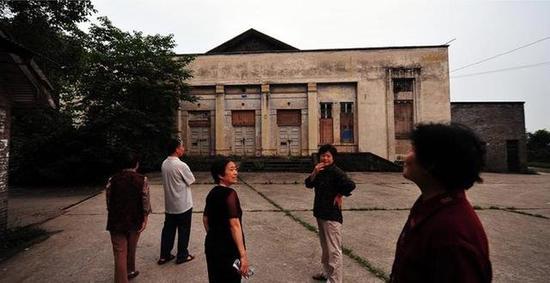 重庆炮校遗址