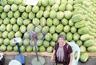 """600余家水果客商齐聚双福 打造重庆最大的""""果篮子"""""""