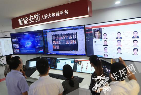 智能安防人脸大数据平台可应用于很多领域。