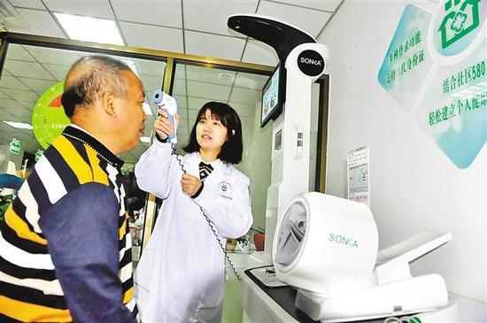 重庆:提升基层医疗机构软硬件建设 方便群众就近看病
