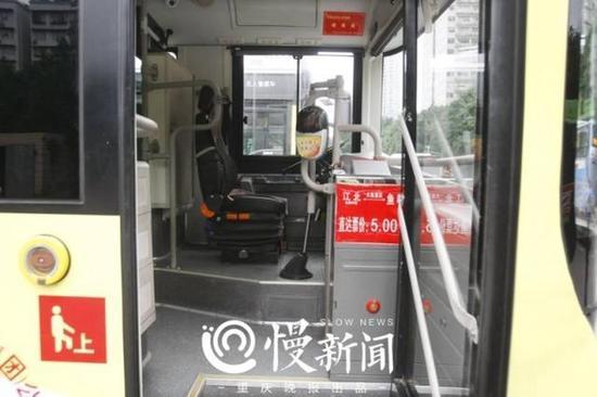 乘客上车更方便
