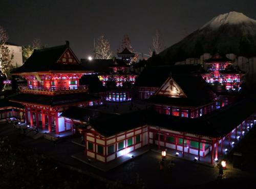 图片来源:日本乐高乐园官网。