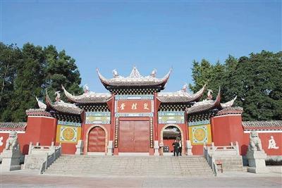梁平双桂堂(资料图片)。
