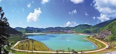 丰都南天湖景区(资料图片)。