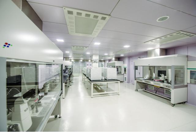 北部妇产医院胚胎实验室