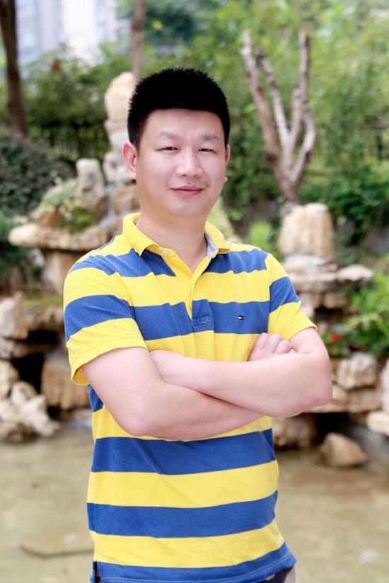 ▲救人而不幸遇难的老师王红旭