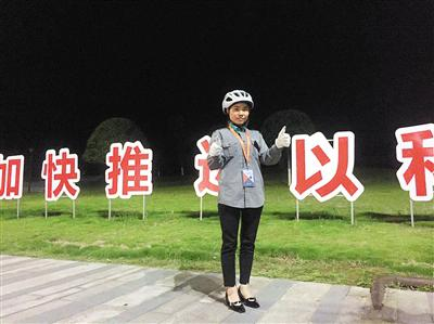张娟 33岁 入行时间:2017年11月