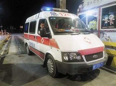 """这个湘牌""""救护车""""好奇怪 8座改7座往返湘渝30多次"""
