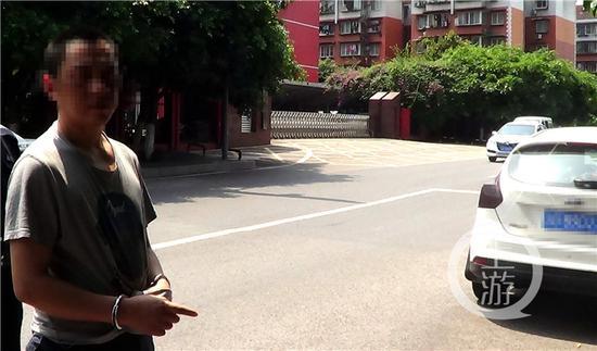 △犯罪嫌疑人杨某因涉嫌盗窃已被警方刑事拘留。