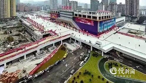 火车站综合交通枢纽改造